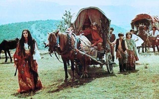 Romani People (Gypsies)