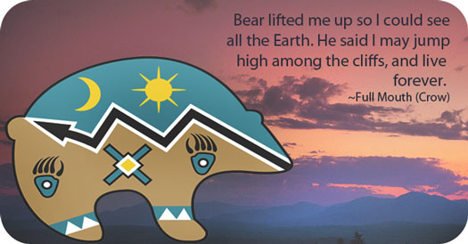 Native American Bear Stories