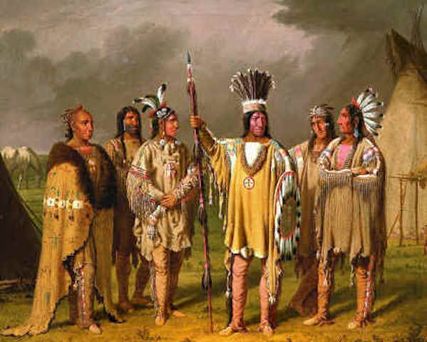 Blackfoot/Piegan Literature