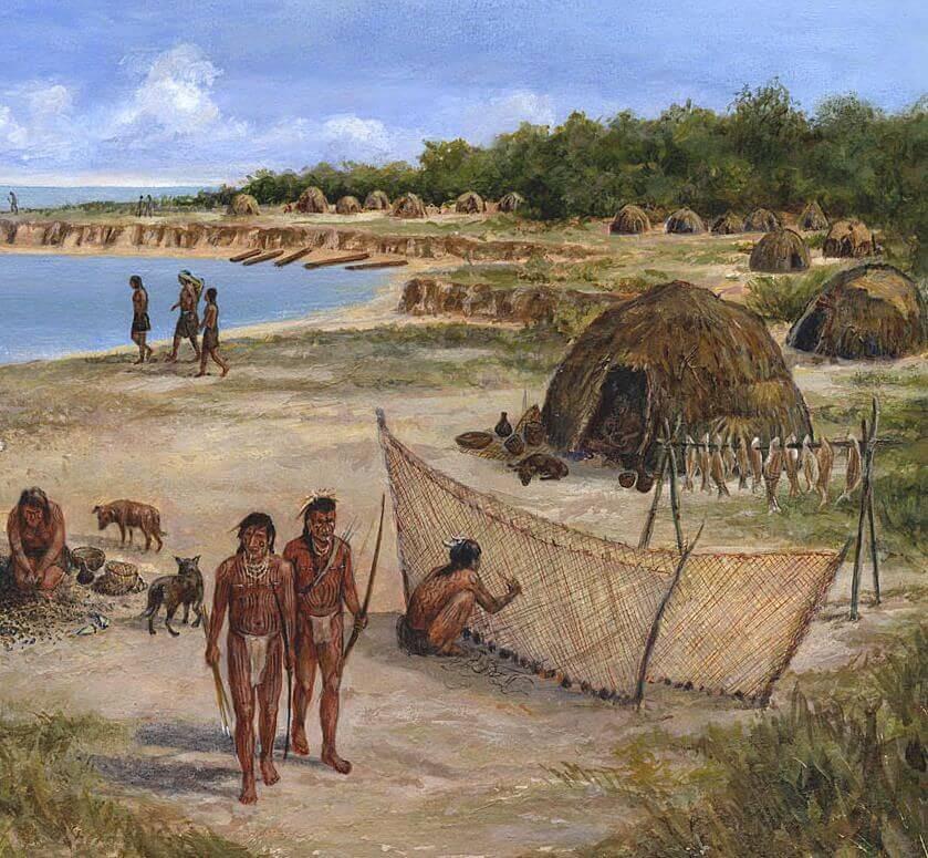The Karankawas of Southeast Texas