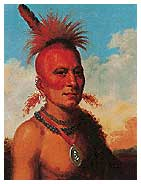 sharitarish pawnee chief