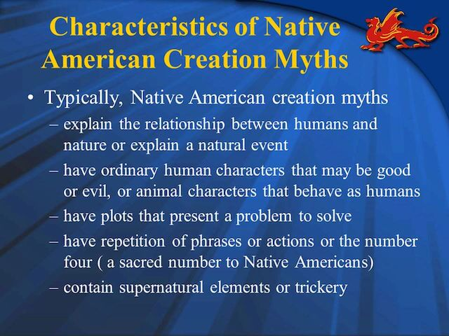 define argument essay Expository Writing Native American Creation Myths