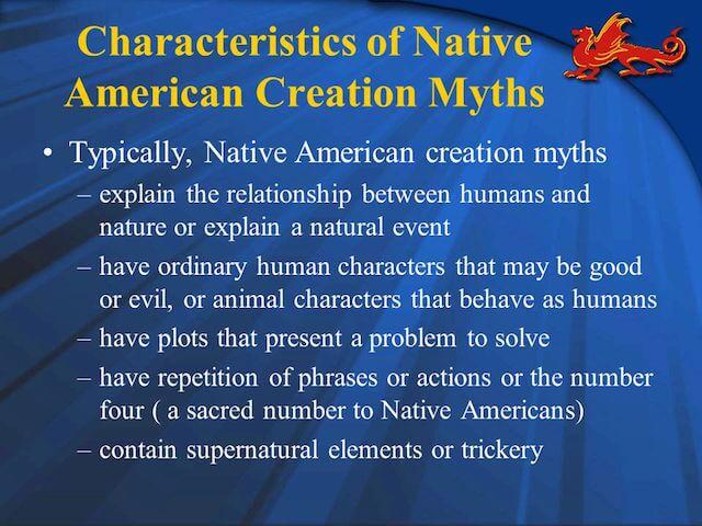 Creation/Migration/Origin Stories