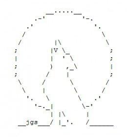 Enough of White Man's ASCII