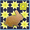 Mayan Calendar Day Sign Lamat - Star - Rabbit